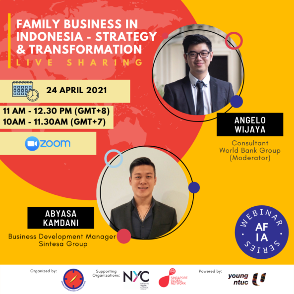Family Business in Indonesia – Strategy & Transformation
