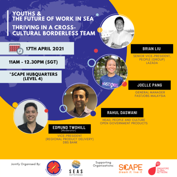 Youths & The Future of Work in SEA